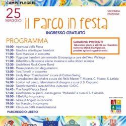 A Bacoli la seconda edizione del Parco della Quarantena in festa e la Notte delle Lucciole