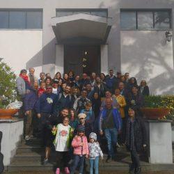 """Festa """"per"""" e """"con"""" le famiglie nel Villaggio del Fanciullo a Pozzuoli, insieme al vescovo Pascarella"""