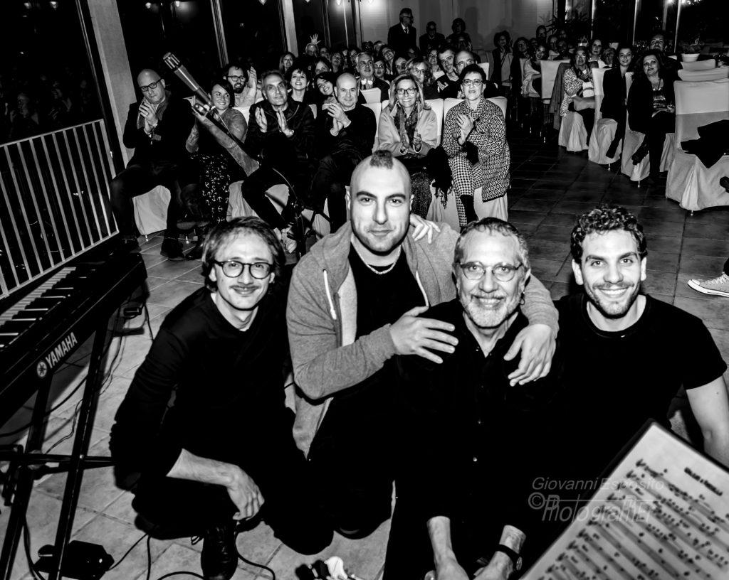 Neapolitan Gipsy Jazz a Terrazza Aruna di Bacoli, sabato 8 ...
