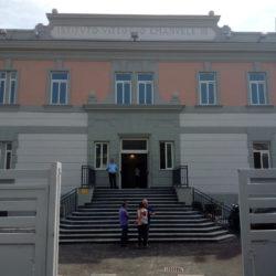 Inaugurazione scuola primaria Vittorio Emanuele di Via Annecchino a Pozzuoli