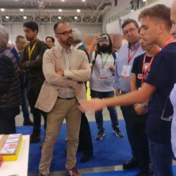 Il progetto NBM2 dell'Istituto Superiore Pitagora di Pozzuoli, eccellenza alla Maker Faire 2019 di Roma