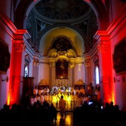 Concerto Gospel Coro Elayel Città di Pozzuoli nella chiesa San Giuseppe a Pozzuoli - 7 dicembre 2019 - Photogallery