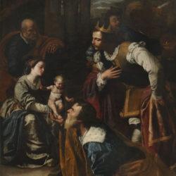 L'Adorazione dei Magi di Artemisia Gentileschi nel Museo diocesano di Pozzuoli. Giovedì 6 febbraio inaugurazione della mostra presieduta dal vescovo Pascarella